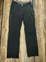 Mammut Hiking Pants Trekking Trousers Women's Size EU 36