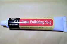 Hard Plastic & Vintage Bakelite Restoration and Polishing Paste 60g Tube