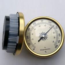 2019 Portable Accurate Analog Hygrometer Humidity Meter Indoor Outdoor 1x