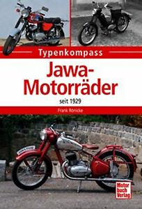 TYPENKOMPASS R - JAWA-MOTORRÄDER SEIT 1923 - FRANK RÖNICKE