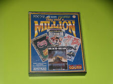 AMSTRAD CPC 464 - JEUX - THEY SOLD A MILLION - BEACH HEAD - SABRE WOLF...