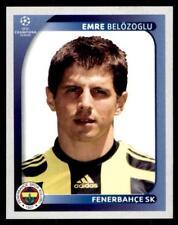 Panini Champions League 2008-2009 - Fenerbahçe SK Emre Belözoglu No.273