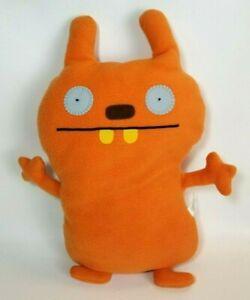 "Uglydoll Cozymonster 16"" Classic Plush Stuffed Orange Ugly Doll Monster"