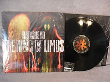 Radiohead, The King Of Limbs, Ticker Tape LTD. TICK 001LP, 2011 +MP3, Indie Rock