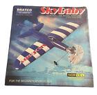 TRULY RARE! - BRATCO SKY BABY CONTROL LINE MODEL AIRPLANE!
