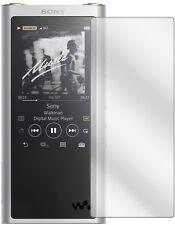 Lámina protectora para Sony nw-zx300 (mp3-Player) display lámina claramente protector de pantalla