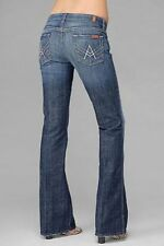 7 for All Mankind Women's Tall Low Bootcut Jeans