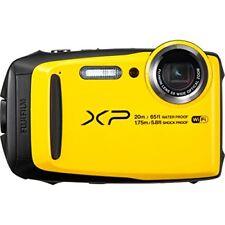 Camara aventura Fujifilm Xp120 amarilla 16.4