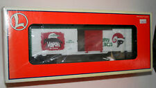 Lionel Trains Vapor Records Christmas Boxcar Car 1996 6-26208 New NOS Box