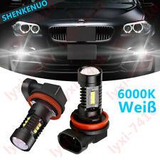 Für BMW E39 E70 E36 E89 E52 E53 -H8/H11 LED Nebelscheinwerfer Tagfahrlicht Lampe