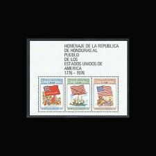Honduras, SC#C610a, MNH, 1976, S/S, Betsy Ross and her Flag, 5IID