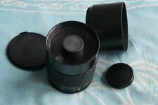 MC Rubinar 500mm F/8 Macro lens M42 mount *