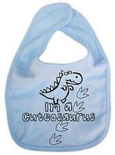 Baby-Lätzchen mit Dinosaurier- & Spucktücher