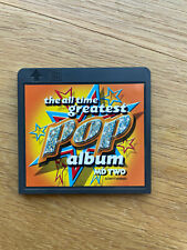 Minidisc The all time greatest pop album compilation music MD2