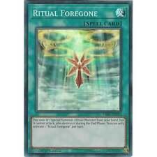 Yu-Gi-Oh TCG: Ritual Foregone - HISU-EN054 - Super Rare Spell Card - 1st Edition
