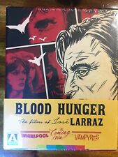 Blood Hunger The Films of Jose Larraz LIMITED EDITION Arrow Video Blu-ray NEW
