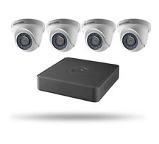 Hikvision T7104Q1TA 4-Channel 1080p DVR 1TB HDD 1080p Outdoor Turret Cameras Kit