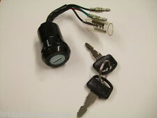 HONDA CG125E MT50 H100 80-94 (4 Wires) ON/OFF IGNITION SWITCH