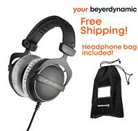 beyerdynamic DT 770 Pro 80 Ohm Professional Studio Headphone Audiophile Closed
