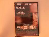 THE POINT MEN DVD NUEVO CHRISTOPHER LAMBERT JOHN GLEN EN EL PUNTO DE MIRA
