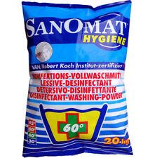 Sanomat Hygiene, VAH + RKI (A+B) zertifiziert, 20 kg, Wäschedesinfektionsmittel