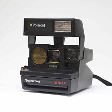 Polaroid Supercolor 670 AF Camera N.P.88