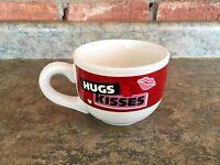 Hugs & Kisses Valentine/Love Bowl/Oversized Coffee Cup Mug by MTY International