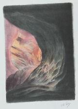 Abel Pann Lithographie Genesis Bible Judaïca Jewish Art juif Israël Palestine 4