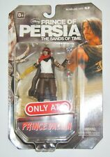 Prince of Persia PRINCE DASTAN Target Action Figure NIB