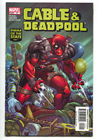 Cable & Deadpool 15 Marvel 2005 VF NM Enemy Of The State