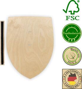 Ritterschild Ritter Schwert Birke Fasching Kostüm Schild Kindergeburtstag Holz