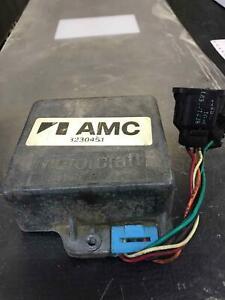 JEEP CHEROKEE Jeep Engine/motor Brain Box 1978 1987