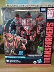 Transformers Studio Series 66 OVERLOAD Leader Class Hasbro Action Figure NEW