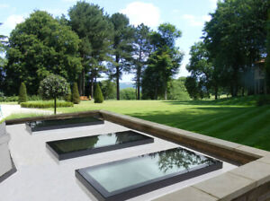 Flat Roof Light / Lantern / Skylight / Roof Glass / Various Sizes / UK DELIVERY