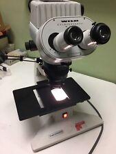Wild Epimakroskop M450 Binocular Microscope with McBain Base & 20x/13 Eye Pieces