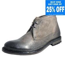 Zapatos de vestir de hombre en color principal gris de ante
