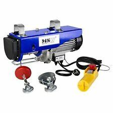MSW Motor Technics PROLIFTOR800 1300W 800kg Treuil de Levage Électrique