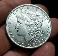 1885-O Morgan Silver Dollar CH BU