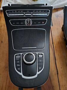 Mercedes-Benz E Class W213 W238 Trim Console Panel Wood Ambiente
