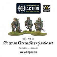 WARLORD GAMES BOLT ACTION NUOVO CON SCATOLA tedesco Granatieri a cavallo l'Imperatrice wgb-wm-09