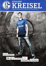 Schalker Kreisel + 07.05.2016 + FC Schalke 04 vs. FC Augsburg + Programm +