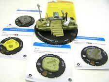 Heroclix Fear Itself - #r100 the Book of the skull + 4 Hammer (Objects)