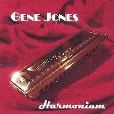Gene Jones-Harmonium  CD NEW