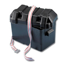 Trem Black Boat / Outboard Battery Box 355mm x 185mm x 263mm