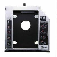 2nd SATA Festplatten HDD SSD Caddy für HP EliteBook 2570p 2530P 2540p 2560p G7R2