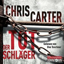 Uve Teschner-Chris Carter: il sfollagente 6 CD NUOVO