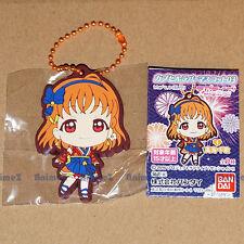 Official Love Live! Sunshine vol.3 rubber mascot keychain - Chika Takami *NEW*