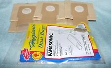 3 Strong Dust Bags for Upright Panasonic Vacuum Cleaner hoover U20E MCE
