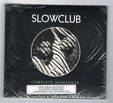 SLOW CLUB - COMPLETE SURRENDER - CD 14 TITRES - 2014 - NEUF NEW NEU