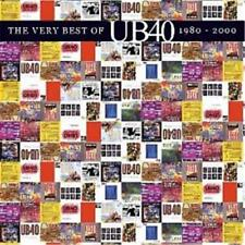 UB40 THE VERY BEST OF 1980-2000 CD NEW